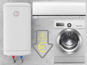 elektryczne urządzenia w domu i gospodarstwie domowym